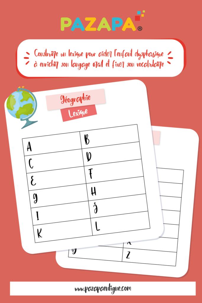 dysphasie-et-scolarite-construire-lexique-aider-enfant-dysphasique-enrichir-lexique