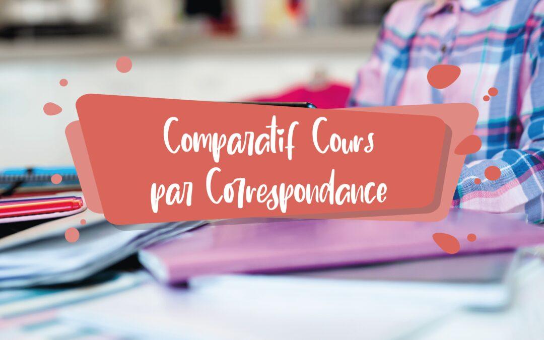 Comparatif Cours par Correspondance | Choisir le Meilleur